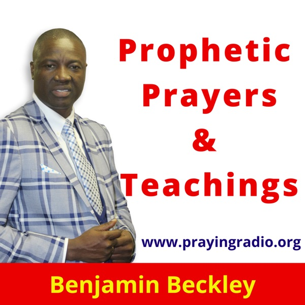 Prophetic Prayer Moment