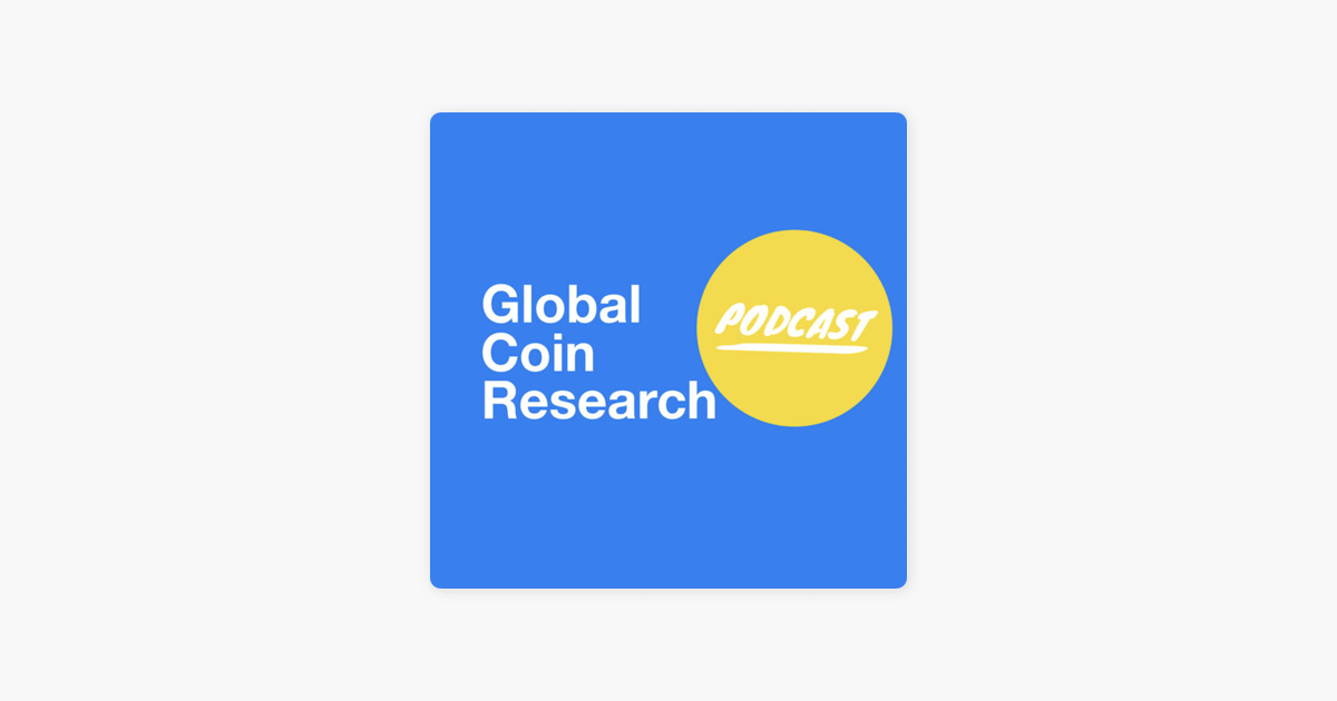 The Global Coin Podcast by Joyce Yang: Ep 29 | Bitmex Arthur Hayes