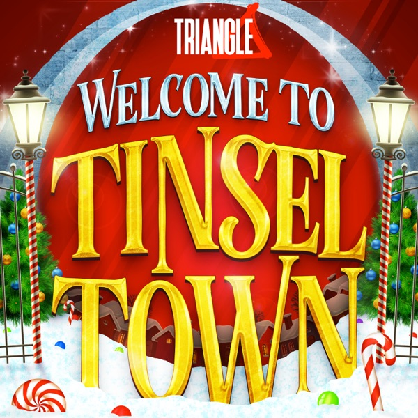 Welcome to Tinsel Town: A Christmas Adventure image