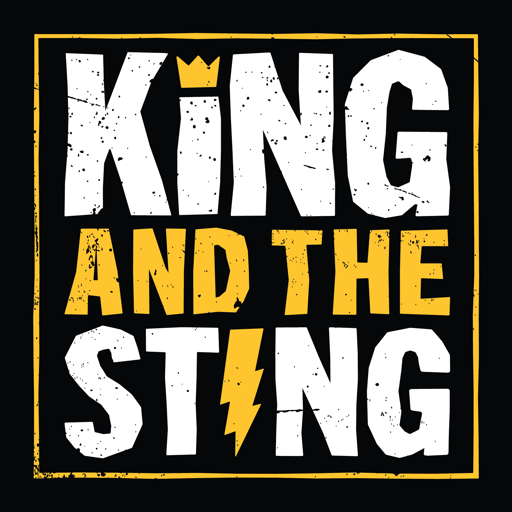 Cover image of King and the Sting