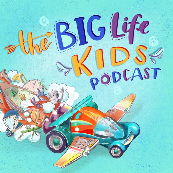 Ep 5: Be the Kid Who Never Gives Up