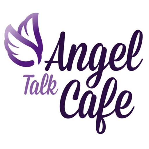 Cover image of Angel Talk Cafe with Joy