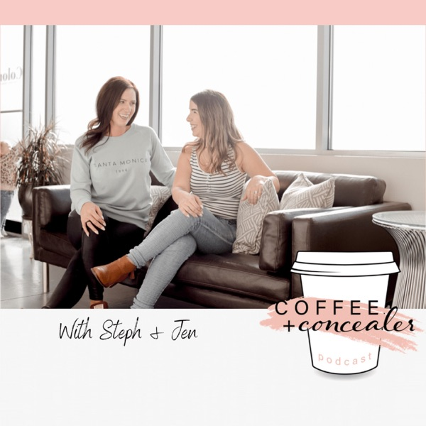 COFFEE + CONCEALER PODCAST