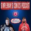 Simpleman's Comics Podcast artwork