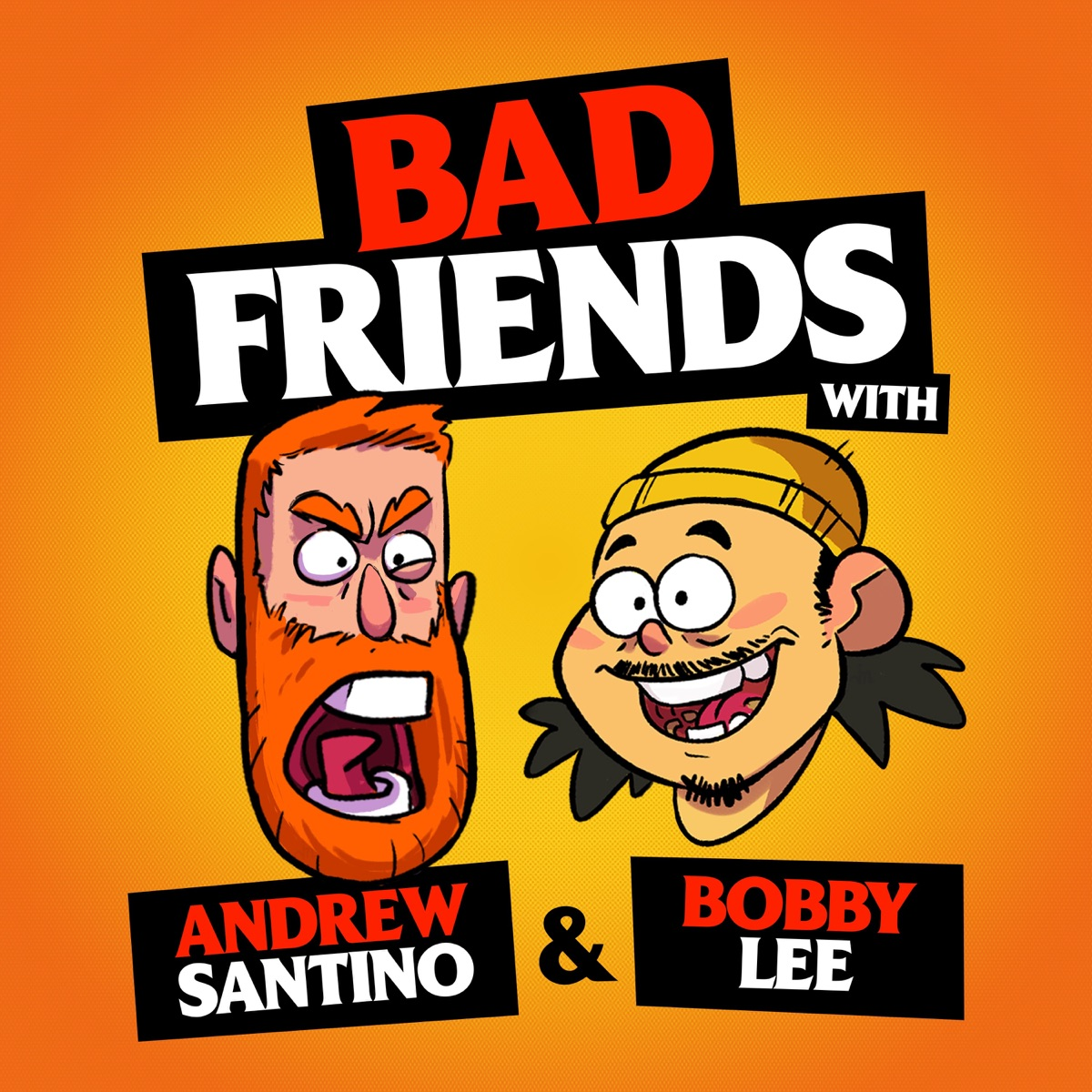 Bad Friends Beef! Featuring Erik Griffin