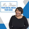 Ms. Ileane Speaks | Your Digital Media Tour Guide artwork