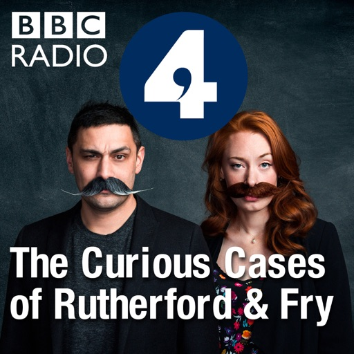 Cover image of The Curious Cases of Rutherford & Fry