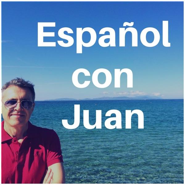 Español con Juan banner backdrop