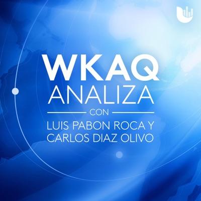 WKAQ Analiza, con Luis Pabón Roca y Carlos Díaz Olivo:Univision