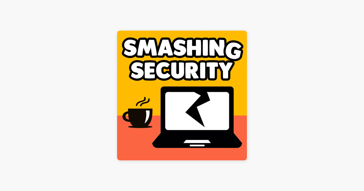 Smashing Security on Apple Podcasts