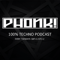 PHONK! RADIO - 100% TECHNO podcast