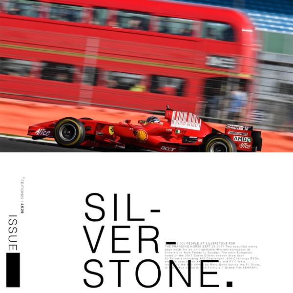 SILVERSTONE EDITION 4K29