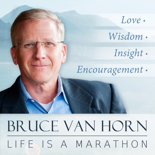 Cover image of Life Is A Marathon
