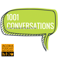 1001 Conversations - A podcast about people talking about life podcast