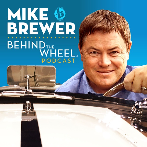 Mike Brewer Behind The Wheel