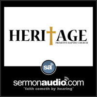 Heritage Primitive Baptist Church podcast