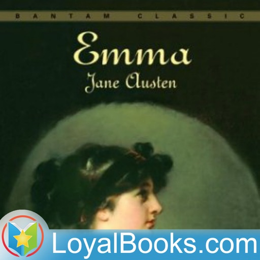 Cover image of Emma by Jane Austen
