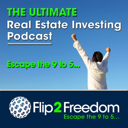 Cover image of The Ultimate Real Estate Investing Podcast | Make Money in Real Estate Wholesaling or Flipping Houses