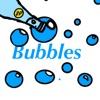 """""""Bubbles"""" artwork"""