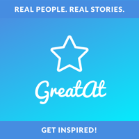 What are you GreatAt? podcast