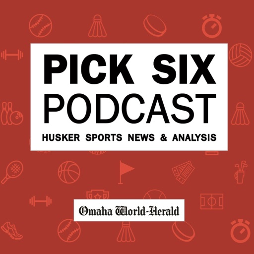 Cover image of The Pick Six Podcast - Husker sports news and analysis