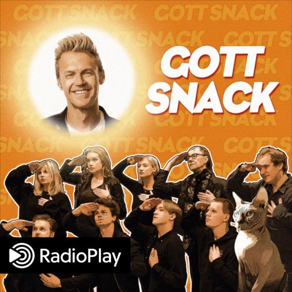 Gott Snack med Fredrik Söderholm