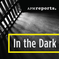 Podcast cover art for In the Dark