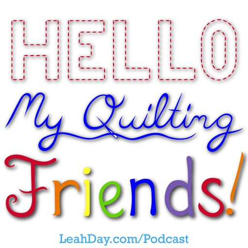 Cover image of Hello My Quilting Friends