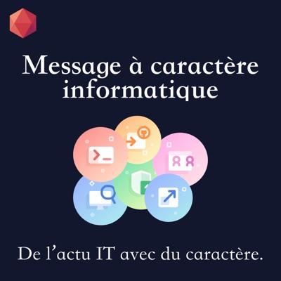Message à caractère informatique:Laurent Doguin