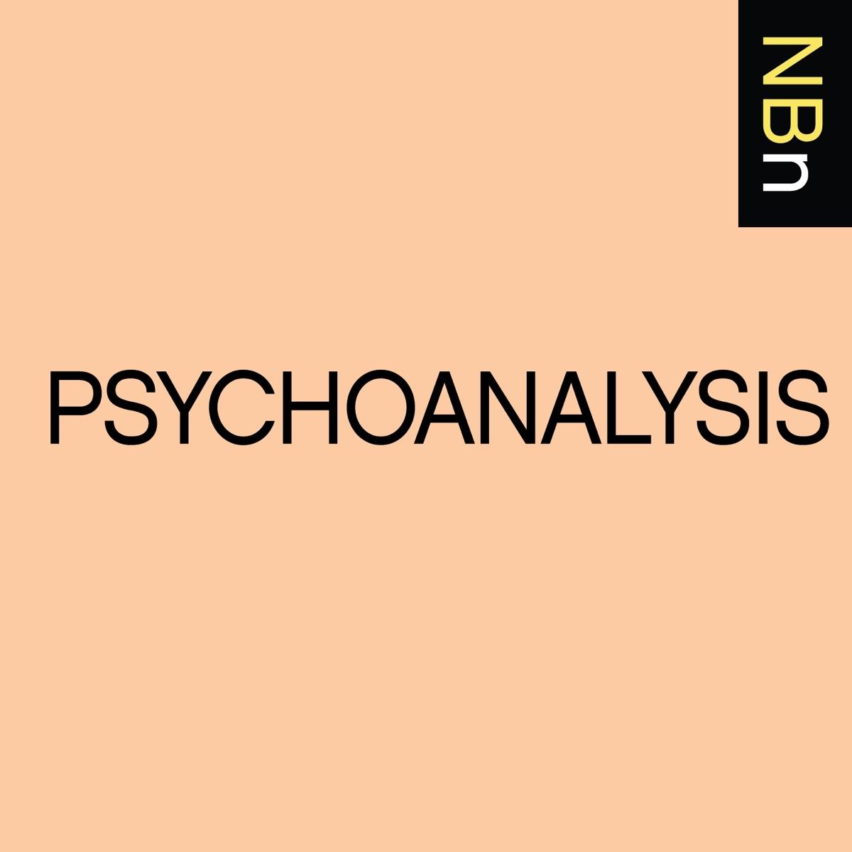 New Books in Psychoanalysis