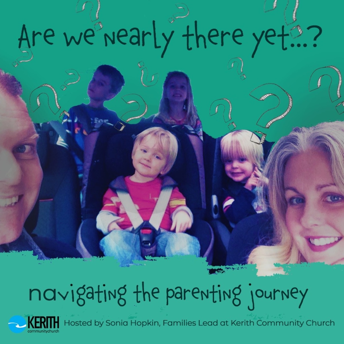 Are we nearly there yet? Podcast