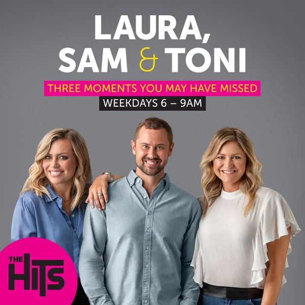 Laura, Sam and Toni
