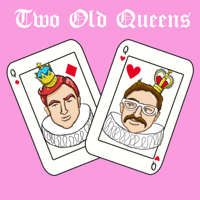Podcast cover art for Two Old Queens