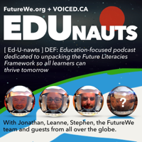 Edunauts: How to thrive tomorrow podcast