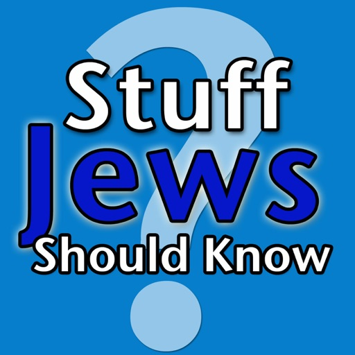 Cover image of Stuff Jews Should Know