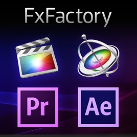 FxFactory - Final Cut Pro, Motion and AE plugins on Apple Podcasts