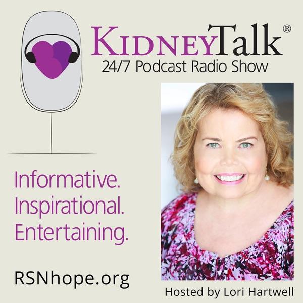 KidneyTalk - An Online Radio Show By Renal Support Network