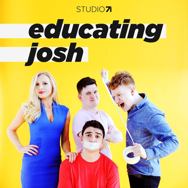 Educating Josh at VidCon London
