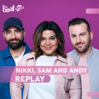 Mornings with Nikki, Sam & Andy Replay podcast