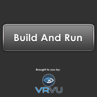 Build And Run - A Real Unity Developer Podcast! podcast