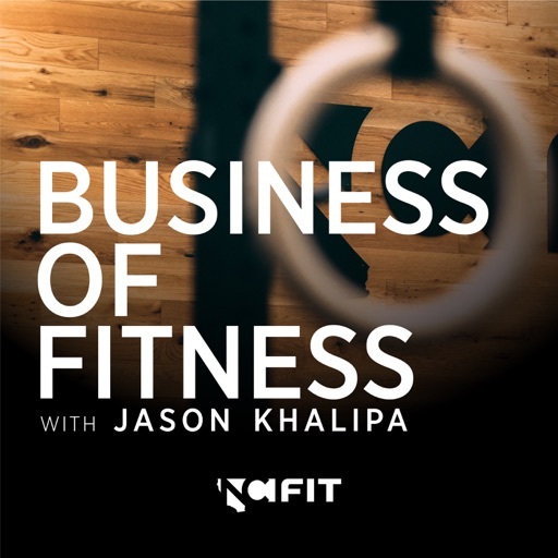 Cover image of Business of Fitness with Jason Khalipa