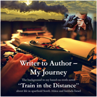 From Writer to Author - My Journey podcast