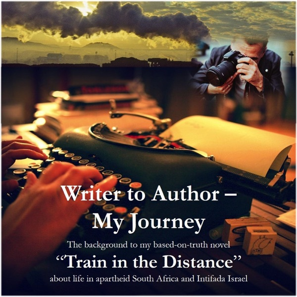 From Writer to Author - My Journey