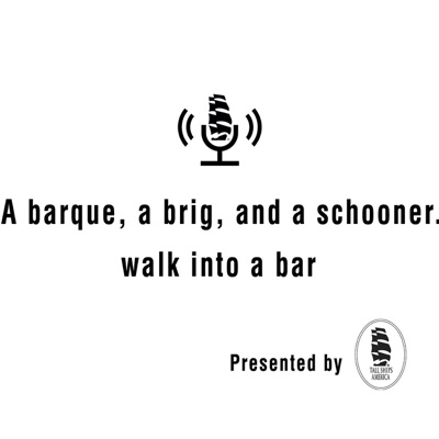 A barque, a brig, and a schooner... walk into a bar