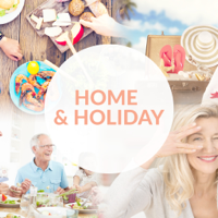 Home and Holiday Podcast podcast