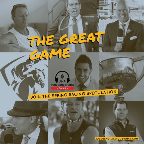 The Great Game with Jason Richardson, David Gately & Mick Sharkie
