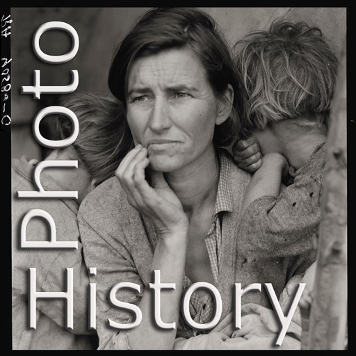 Cover image of History of Photography Podcast