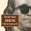 Young Ben Franklin artwork