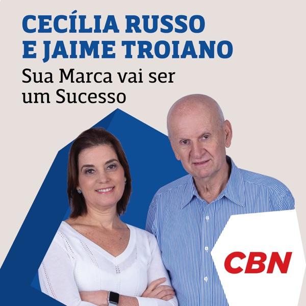 Sua marca vai ser um sucesso - Jaime Troiano e Cecília Russo