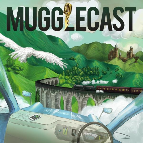 MuggleCast: the Harry Potter podcast image